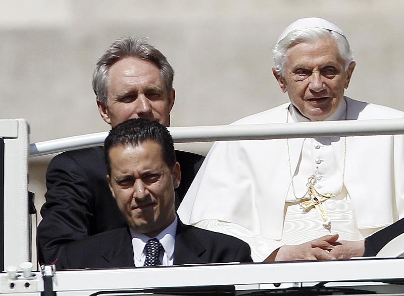 il complotto vaticano